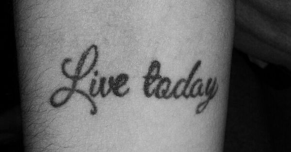 Still love it tattoo live today typography love me some ink