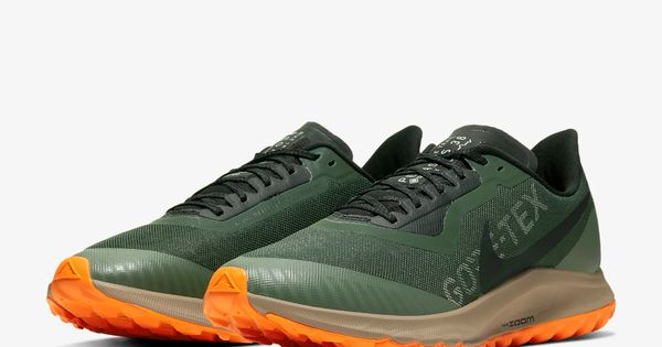 Nike Zoom Pegasus 36 Trail Gore-Tex® Zapatillas de running ...