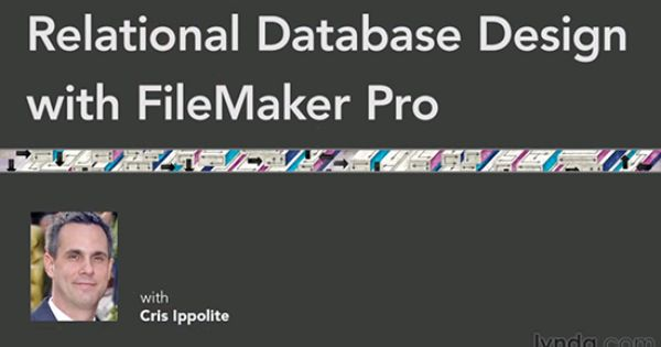 lynda.com - relational database design with filemaker pro