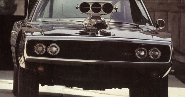Dom Toretto 1970 Dodge Charger (Fast and Furious version ...