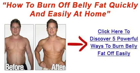 Best way to reduce stomach fat quickly