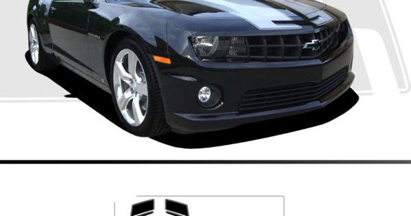 2010 2013 Or 2014 2015 Chevy Camaro Bumblebee Style Racing