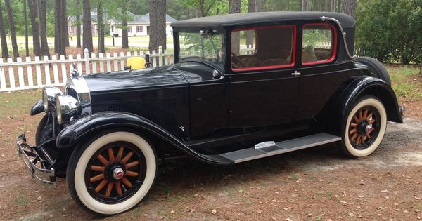 1928 Plymouth Victoria, Spotted On Craigslist. Not Far