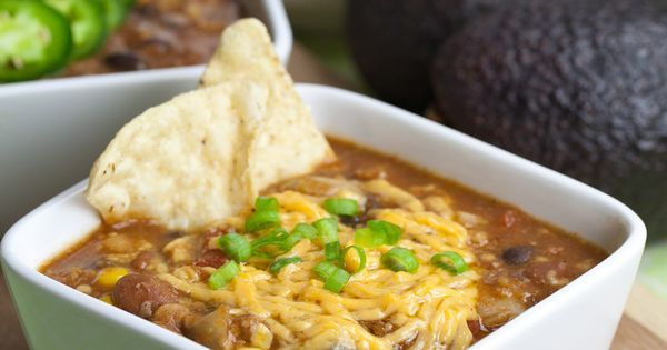 Tacos, Taco soup recipes and Spinach on Pinterest
