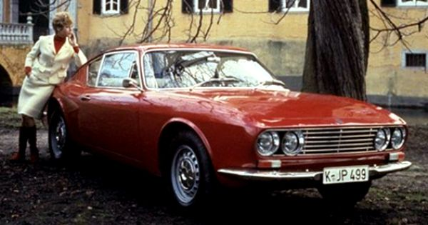 Osi 20m Ts Coupe 1966 The Osi Officina Stampaggio Industriale