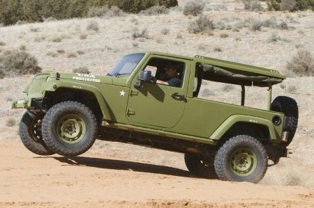 Heavy Duty Jeep J8 Now Available Everywhere But Here Jeep
