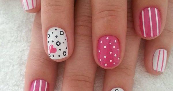 VALENTINE nail nails nailart