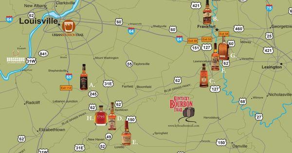 Kentucky Bourbon Trail Brews And Beverages Pinterest