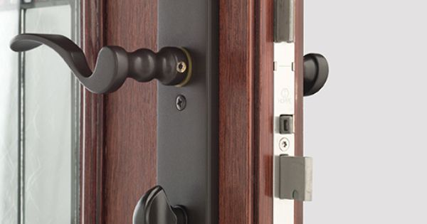Multipoint Lock Handle Therma Tru Entryways Pinterest