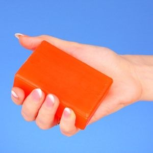 Rubbing soap on the neck stopped a scary throat spasm almost instantly. We don't know how that works, but we suspect it is throug… | Cramp, Bar soap, Cramp remedies