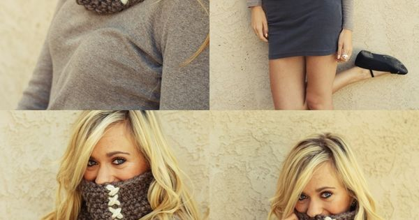 the COBBLESTONE cowl / color wood and wheat | Styles I Like ...
