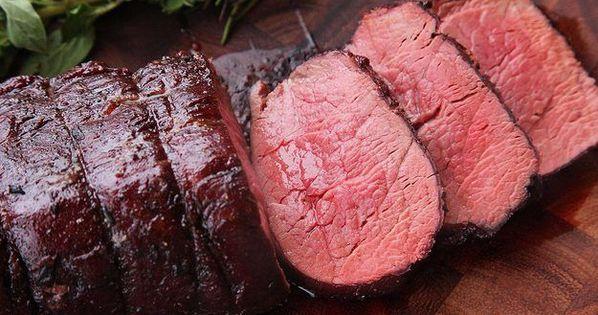 -Roasted Beef Tenderloin | Recipe | Beef Tenderloin, Beef Tenderloin ...