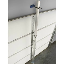 Garage Secure For Hurricane 105 At Lowes Garage Doors Door Brace Garage Door Security