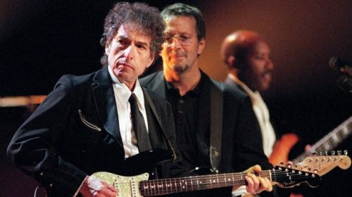 June 30 Bob Dylan Eric Clapton Don T Think Twice It S All