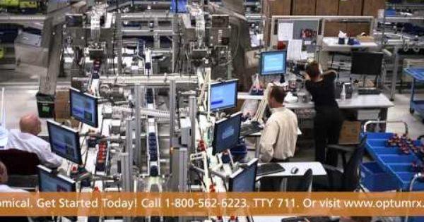 Mail Service Pharmacy Member Video Optumrx 2012 Pharmacy Visiting Landmarks