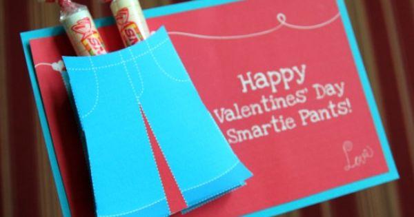 3 Easy DIY Kids Valentine Ideas | Smartie Pants
