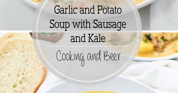 ... Potato Soup with Sausage and Kale | Recipe | Roasted Garlic, Potato
