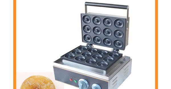 Wholesale Commercial Mini Donut Maker Stainless Steel Mini Doughnut Machine Donut Making Machine From M Alibaba Com Gătit