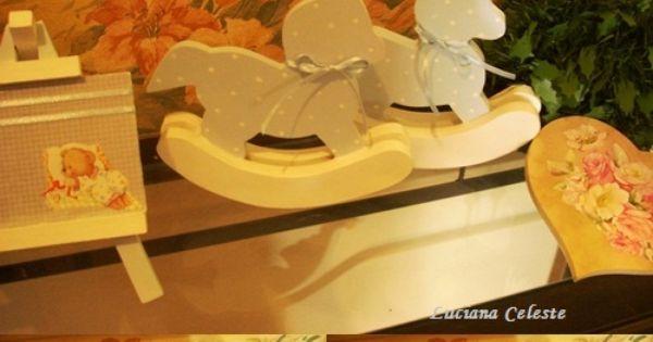 Decoracion infantil ideas pinterest decoracion - Artesania y decoracion ...