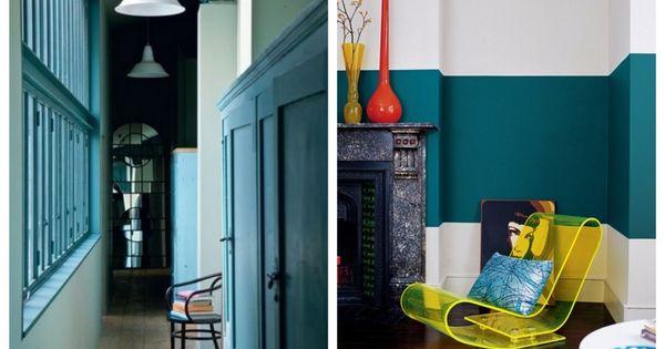 D co bleu canard id es et inspiration paons maison et for Decoration maison facebook