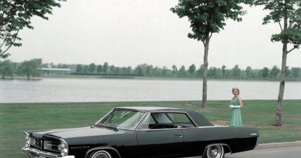 Via Cc Outtake 1964 Pontiac Grand Prix Almost A Gm Greatest