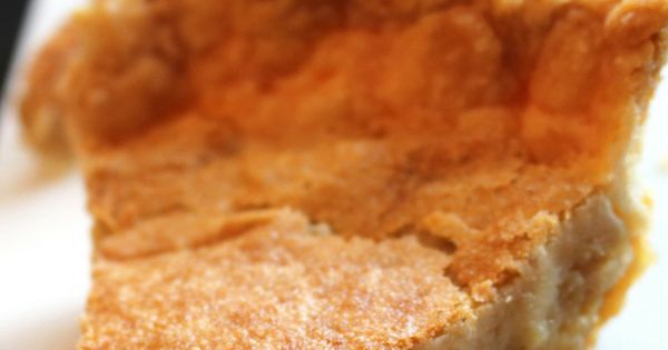 Brown Sugar Buttermilk Pie | Recipe | Summer, Tables and Pies