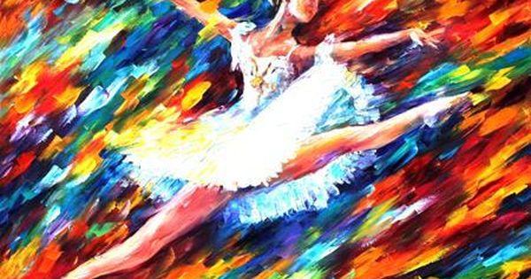 Pintura expresionista bailarinas Rohlfs impresión de arte enmarcado 12x16