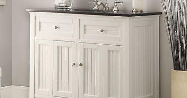 42 Cottage Style Thomasville Bathroom Sink Vanity Model Cf47532gt Cottage Style