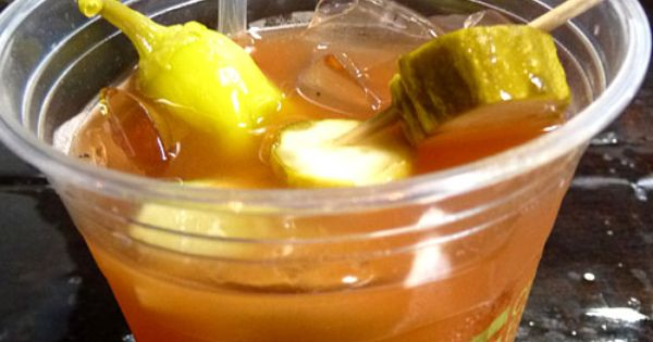Vodka distillery, Bloody mary and Happy hour on Pinterest
