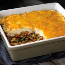 Easy Shepherd S Pie Recipe Shepherds Pie Recipe Easy Recipes Kraft Recipes