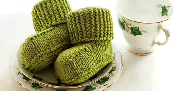 knitted baby shoes - Google Search