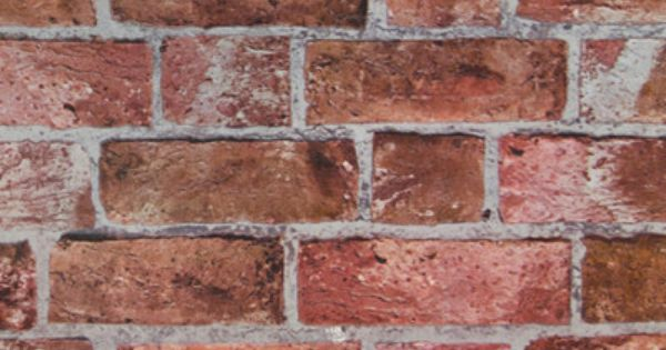 Found it at wayfair modern rustic 33 39 x 20 5 brick for Distressed brick wall mural