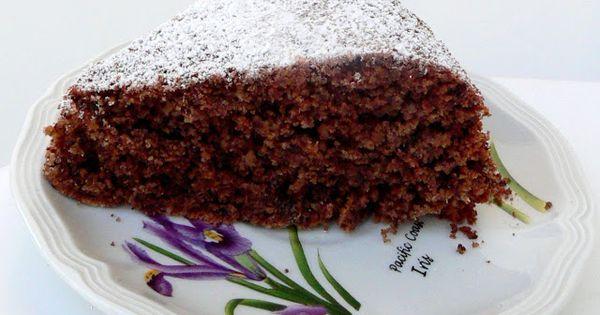 Torta Caprese col Bimby ricette bimby Pinterest ...