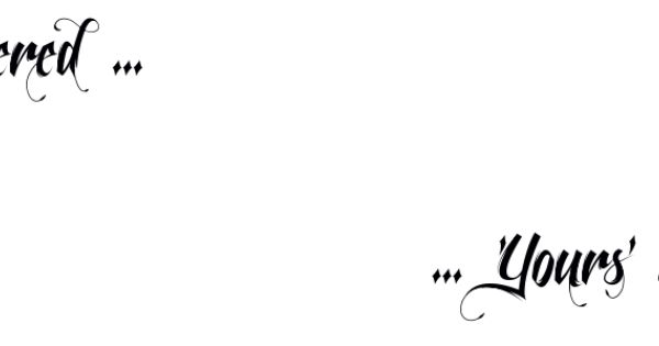 Calligraphy fonts font generator arabic
