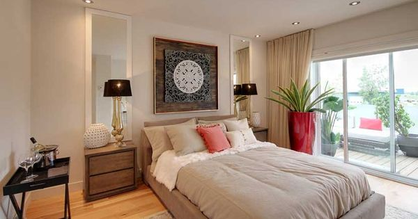 Hickory hardwood flooring, Beautiful master bedrooms and Flooring on ...