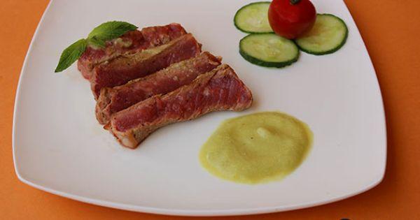 Si por un alimento tenemos debilidad es la carne en for Cocinar un entrecot