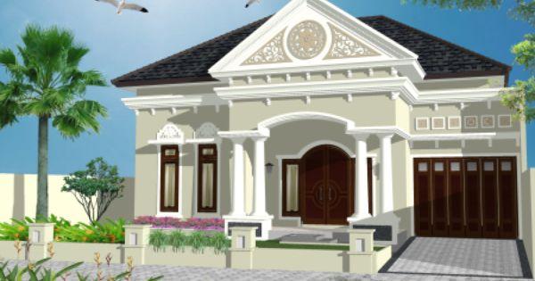 780 Koleksi Gambar Desain Rumah Minimalis Eropa Klasik HD Paling Keren Untuk Di Contoh