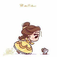 Cute By The Art Of David Gilson Kawaii Disney Disney Drawings