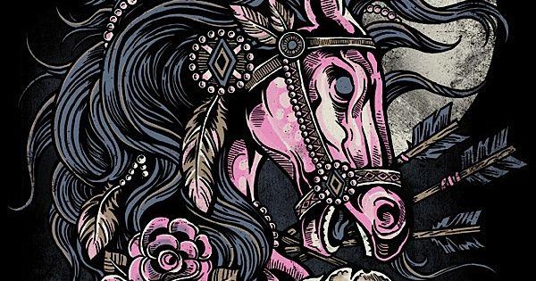 tattoo style illustrations by strawcastle illustration pinterest design och inspiration. Black Bedroom Furniture Sets. Home Design Ideas