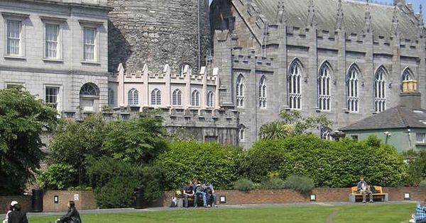 #Ireland TheEmeraldIsle Travel Vacation PlacesIWantToGo Dublin DublinCastle