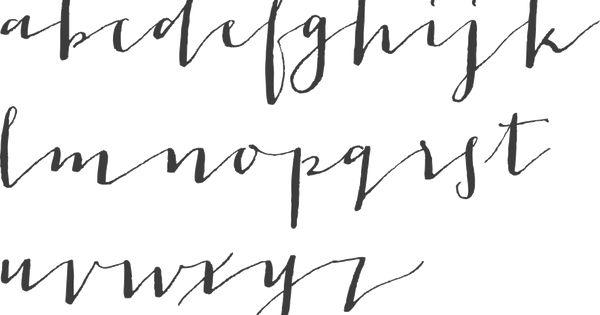 Rustic Cursive Font Jacques And Gilles