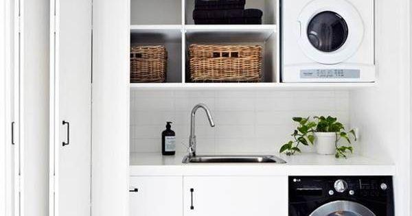 Ideas para lavander as en casa lavar armario y lavaderos - Armarios para lavaderos ...