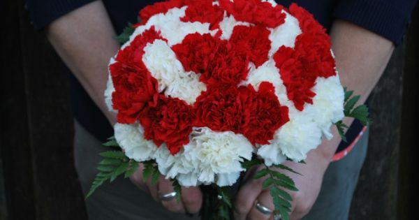 Lavender Buckets Fresh Flower Market Carnation Wedding Carnation Wedding Centerpieces Fresh Flower Market