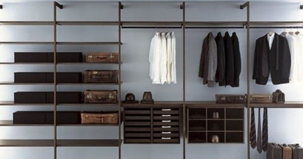 Steel Wardrobe Frame Black Pinterest Steel Wardrobe