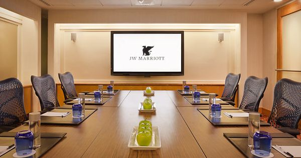 The Powell Boardroom In The Pacific Conference Center At
