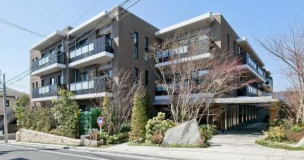 ザ パークハウス代沢 東京都心の高級マンション タワーマンションの賃貸 売買ならrenosy 旧 モダンスタンダード マンション 分譲マンション 建築士