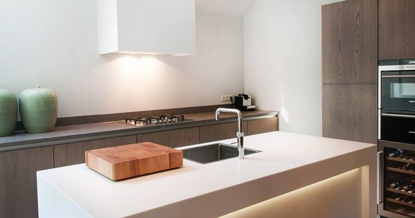 ...  LED Kitchen / Keuken  Pinterest  LED, Led strip and Kitchens