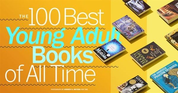 Time Magazine The 100 Best Young Adult Books Of All Time 100