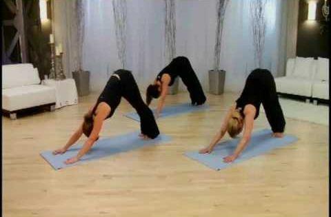 Piyo Workout Preview Piyo Workout Workout Exercise