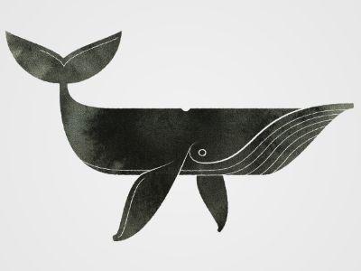 Blue Whale by Joseph Kuefler